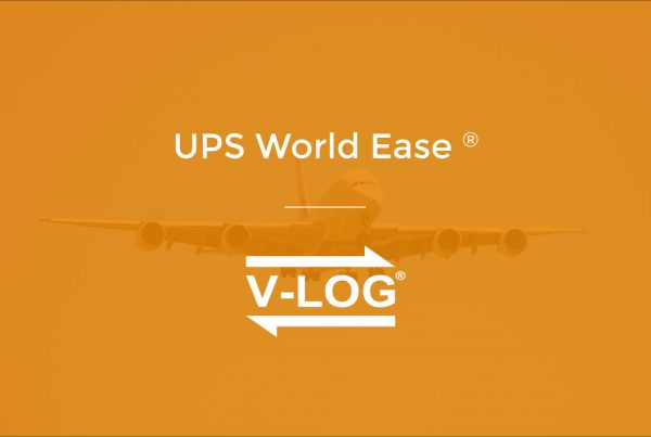 UPS World Ease / V-LOG